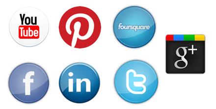7 sociale nwerken