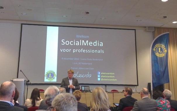 socialmedia workshop